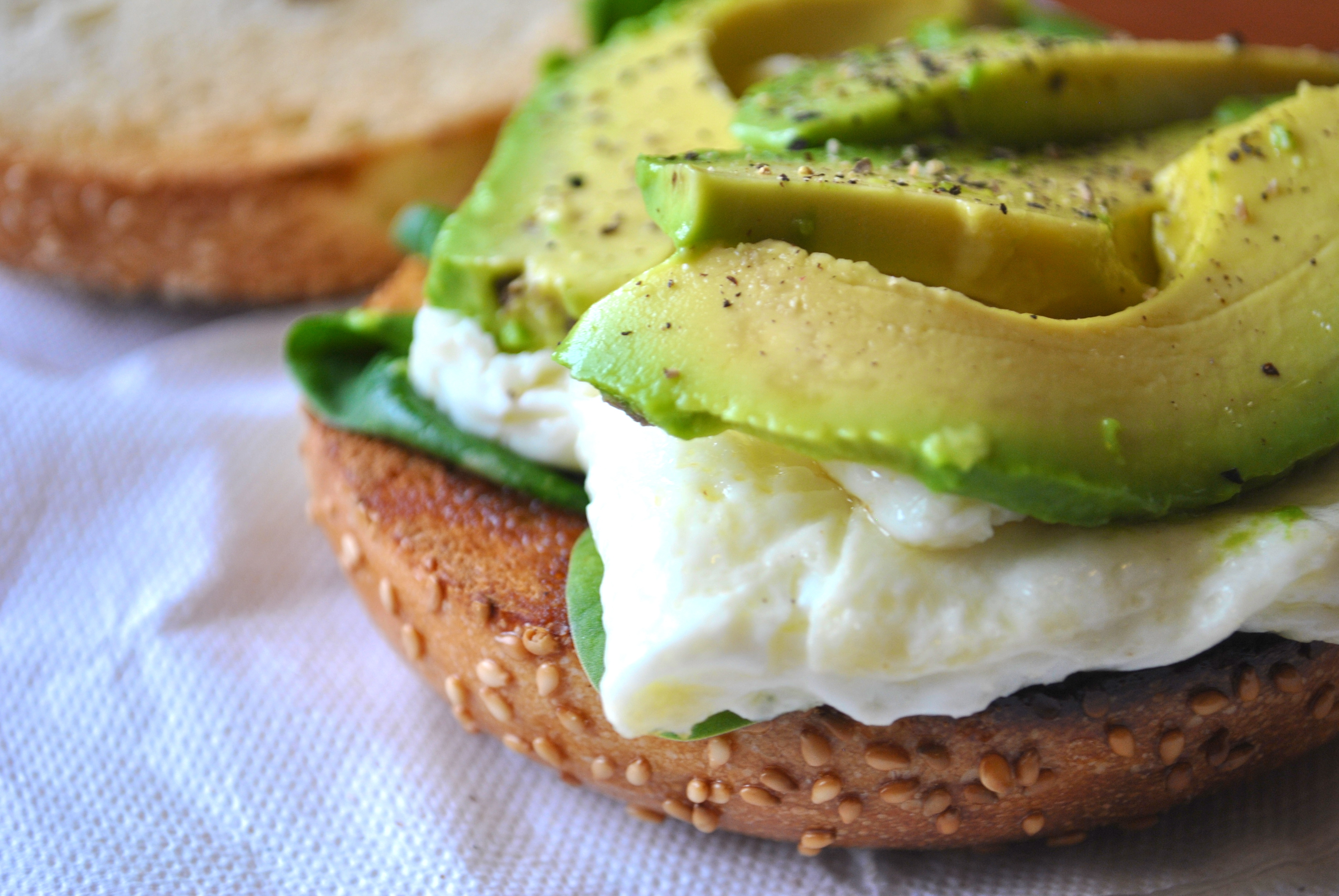 Avocado Egg White Sandwich – Cool Sass