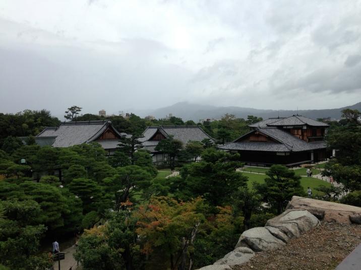 Nijo Castle in Kyoto Japan