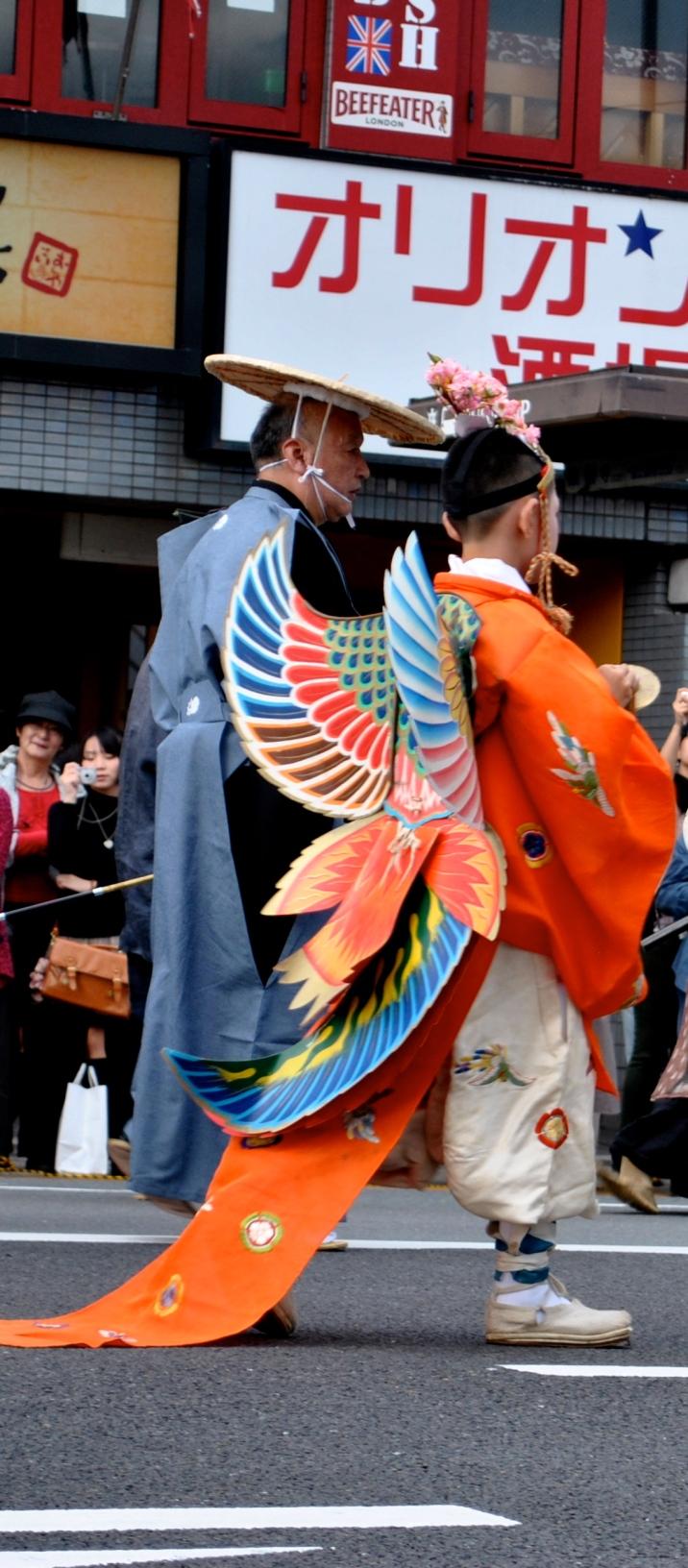 Jidai Matsuri- Kyoto, Japan
